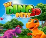 Cover 101 DinoPets 3D