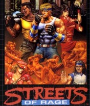 Cover 3D Streets of Rage