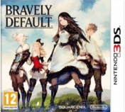 Cover Bravely Default: Where the Fairy Flies
