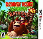 Cover Donkey Kong Country Returns 3D