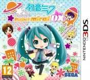 Cover Hatsune Miku: Project Mirai Dx