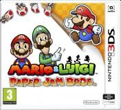 Cover Mario & Luigi: Paper Jam