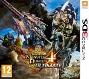 Cover Monster Hunter 4 Ultimate