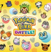 Cover Pokémon Link: Battle