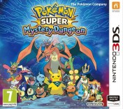 Cover Pokémon Super Mystery Dungeon