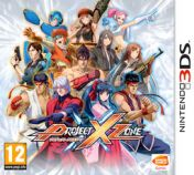 Cover Project X Zone