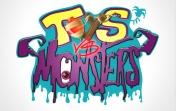 Cover Toys vs. Monsters