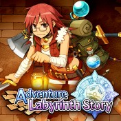 Cover Adventure Labyrinth Story