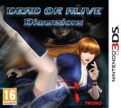 Cover Dead or Alive: Dimensions