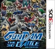 Cover Gundam The 3D Battle