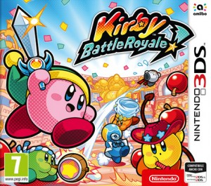 Cover Kirby Battle Royale