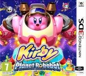 Cover Kirby: Planet Robobot