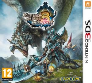 Cover Monster Hunter 3 Ultimate