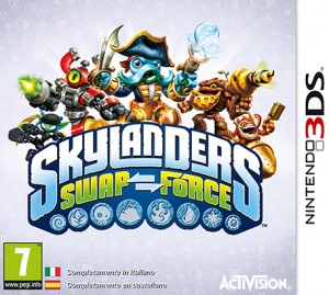 Cover Skylanders SWAP Force