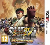 Cover Super Street Fighter IV 3D Edition