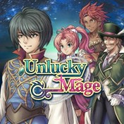 Cover Unlucky Mage