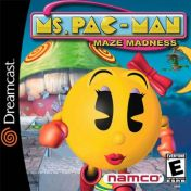 Cover Ms. Pac-Man Maze Madness