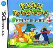Cover Pokémon Mystery Dungeon: Esploratori del Cielo