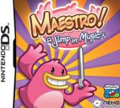 Cover Maestro! Jump in Music