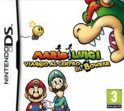 Cover Mario & Luigi: Viaggio al Centro di Bowser
