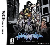 Cover The World Ends With You