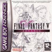 Cover Final Fantasy V Advance