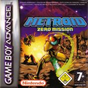 Cover Metroid: Zero Mission
