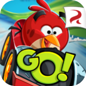 Cover Angry Birds Go!