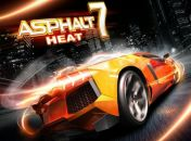 Cover Asphalt 7: Heat