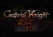 Cover Gabriel Knight: Sins of the Fathers 20th Anniversary Edition