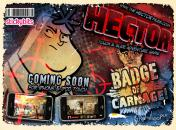 Cover Hector: Badge of Carnage - Episode 1