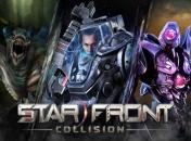 Cover StarFront: Collision