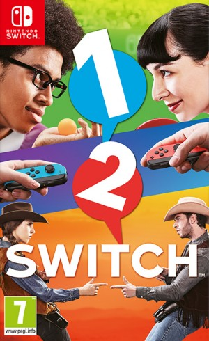 Cover 1-2-Switch
