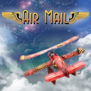 Cover Air Mail