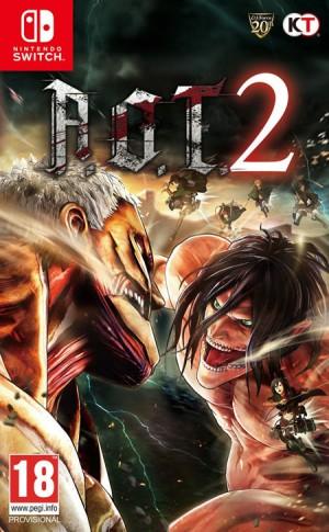 Cover Attack on Titan 2