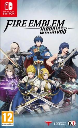 Cover Fire Emblem Warriors