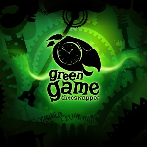 Cover Green Game: TimeSwapper