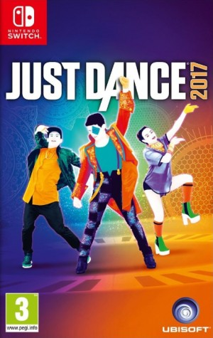 Cover Just Dance 2017