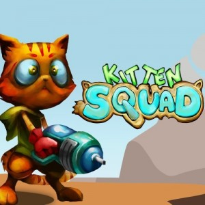 Cover Kitten Squad