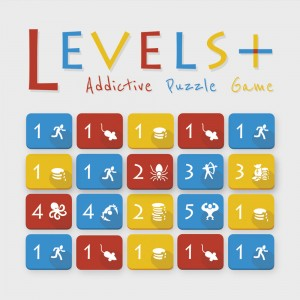 Cover Levels+ : Addictive Puzzle Game