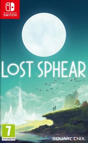 Cover LOST SPHEAR