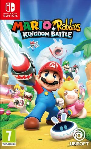 Cover Mario + Rabbids Kingdom Battle