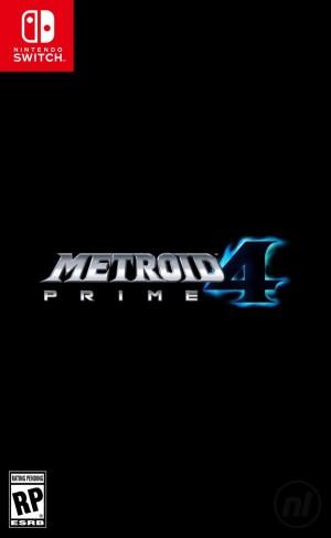 Cover Metroid Prime 4