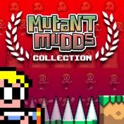 Cover Mutant Mudds Collection