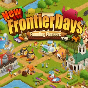 Cover New Frontier Days ~Founding Pioneers~