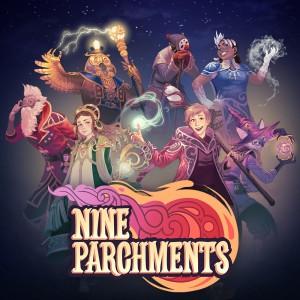 Cover Nine Parchments