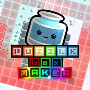 Cover Puzzle Box Maker
