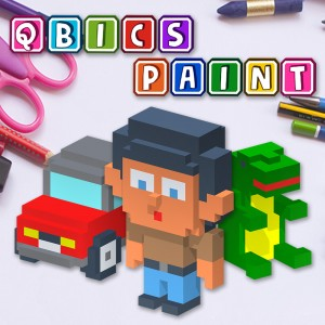 Cover Qbics Paint