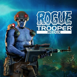 Cover Rogue Trooper Redux
