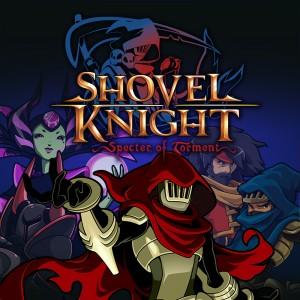 Cover Shovel Knight: Specter of Torment